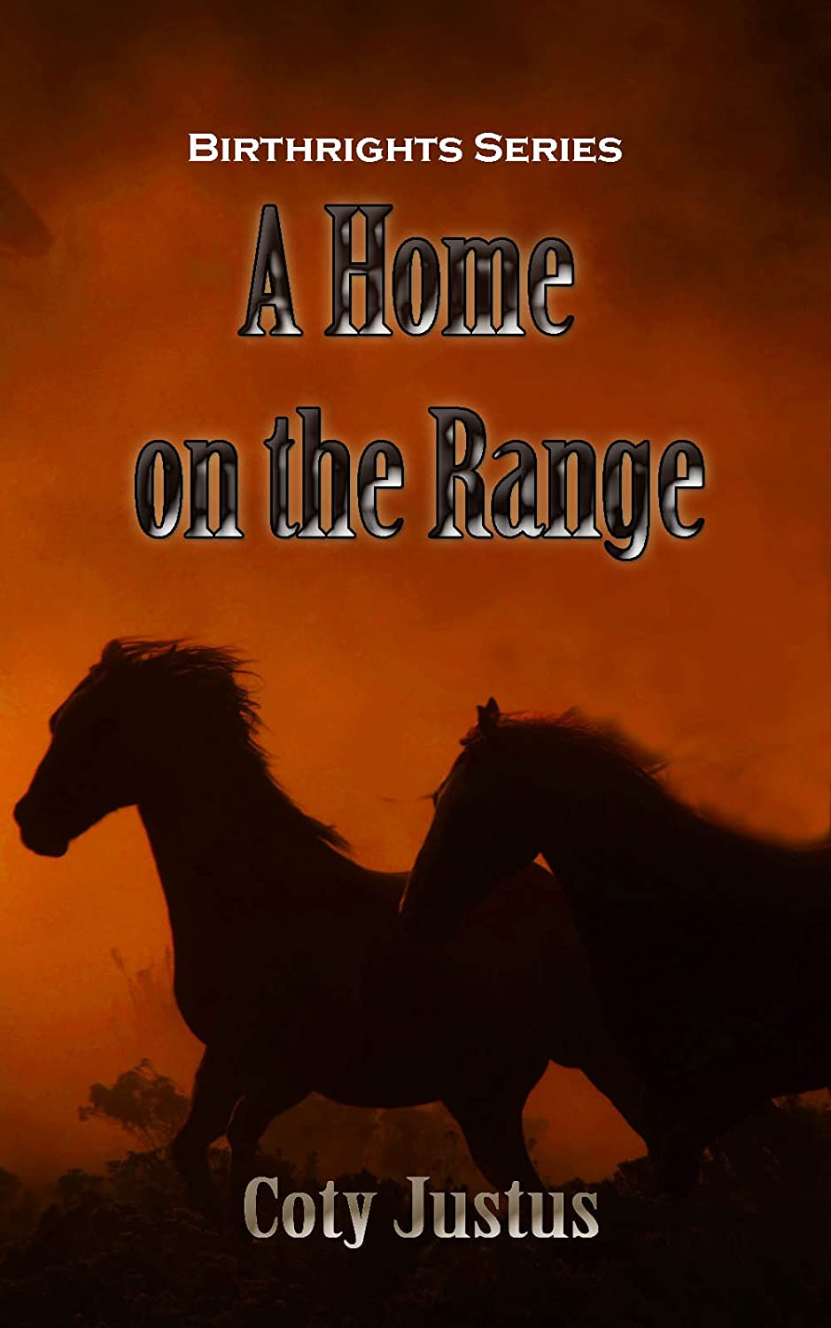 A Home on the Range: Odessa and Jason (Birthrights Book 1) by Coty Justus