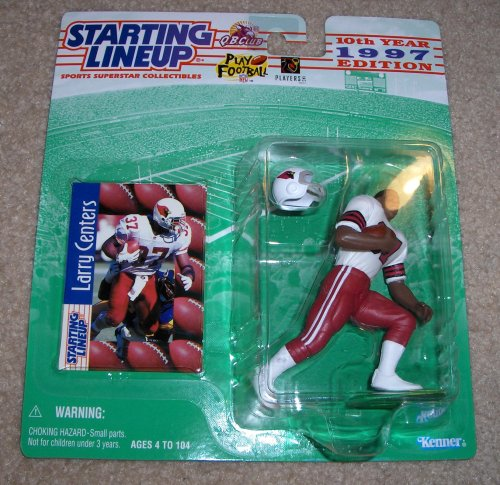 1997 Larry Centers NFL Starting Lineup Figure [Toy] [Toy]