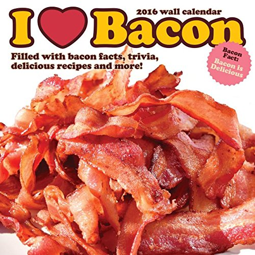 I Love Bacon: Filled with Bacon Facts, Trivia, Delicious Recipes and More! (Cooking Trivia compare prices)