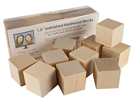 Cheap Wood Blocks For Crafts