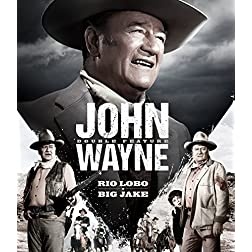 John Wayne Double Feature (Rio Lobo / Big Jake) [Blu-ray]