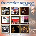Roach, max - Complete Recordings 1958-62 (4pc) [Audio CD]<br>$787.00