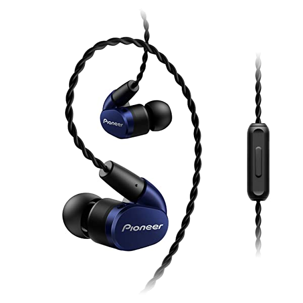 Pioneer SE-CH5T-L ?Realizing Broadband High Resolution Reproduction??Japan domestic model?(Blue) (Color: Blue)
