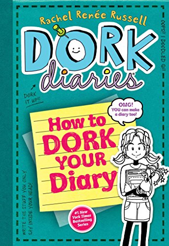 Dork Diaries 3 1/2: How to Dork Your Diary (Draw Write Now 4 compare prices)