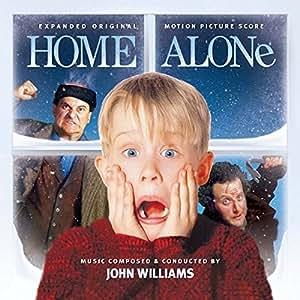 John williams home alone music Deniece williams i come to the garden alone