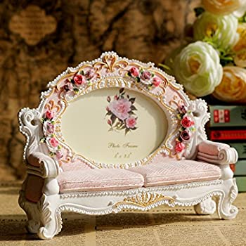 Giftgarden Roses Frames 3.5x5 Photo Sofa Picture Frame 5 by 3.5 Inch