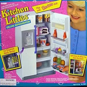 Amazon Com Barbie Tyco Orginal Kitchen Littles Deluxe