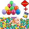 Estone 500pcs Colorful Ball Fun Ball…
