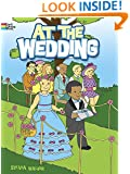 At the Wedding (Dover Coloring Books)