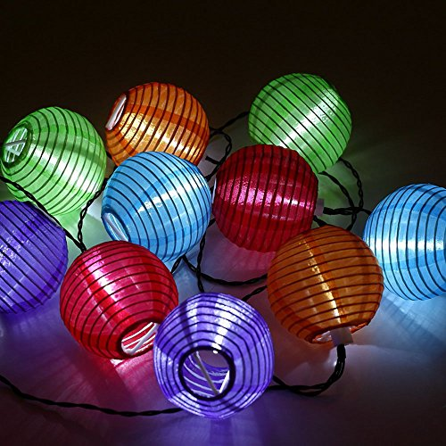 Oriental Lantern Lights Lantern String Lighting