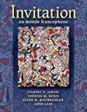Invitation au monde francophone (with Audio CD) (1413001335) by Jarvis, Gilbert A.