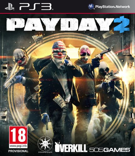 505 Games Payday 2 PS3