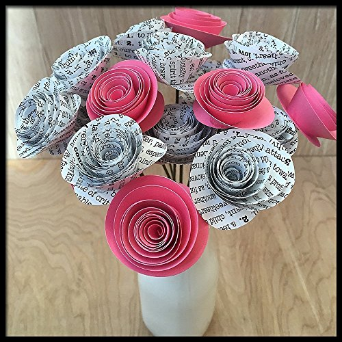 Desertcart flowergirl paper flowers buy flowergirl paper deluxe wish flower bouquet cancer patient gift by flowergirl paper flowers mightylinksfo