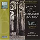 [Alfred Deller: The Complete Vanguard Recordings Vol. 6] French And Italian Discoveries: 1200-1700
