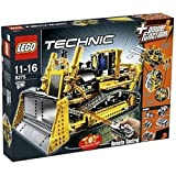 Lego Technic Motorized Bulldozer