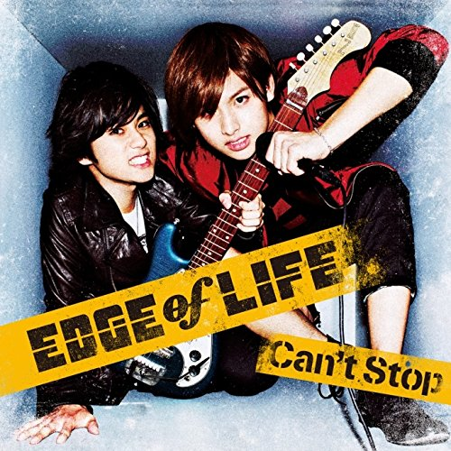 EDGE_of_LIFE Can't_Stop