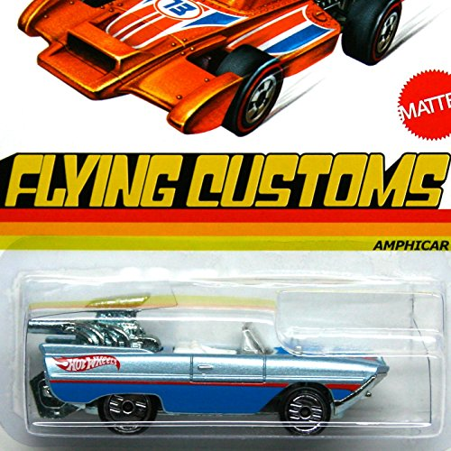 Hot Wheels Flying Customs Amphicar