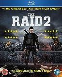 The Raid 2 [Blu-ray] [2014]