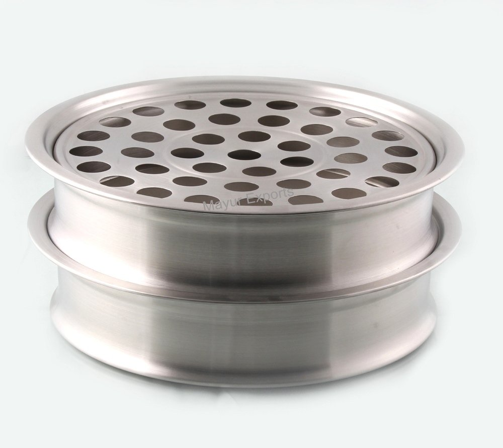 Communion Bread Stainless Steel Trays