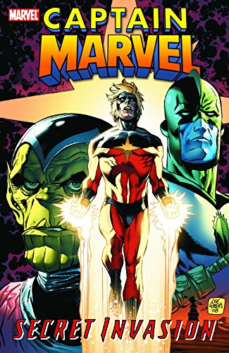 Secret Invasion: Captain Marvel TPB (Graphic Novel Pb) by Lee Weeks (Artist), Brian Reed (4-Feb-2009) Paperback (Marvel Secret Invasion Tpb compare prices)