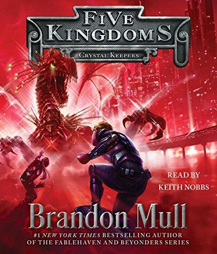 Download Crystal Keepers (Five Kingdoms)