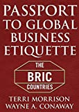 img - for Passport for Global Business Etiquette: The BRIC Countries (McGraw-Hill Essentials) book / textbook / text book