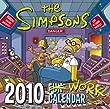 "Official ""The Simpsons"" 2010 Calendar (Calendar 2010)"