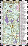 Streetwise Central Park Map - Laminated Pocket Map of Manhattan Central Park, New York for Travel
