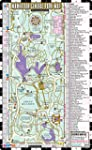 Streetwise Central Park Map - Laminat...