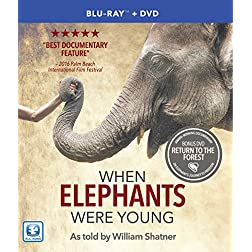 When Elephants Were Young [Blu-ray]