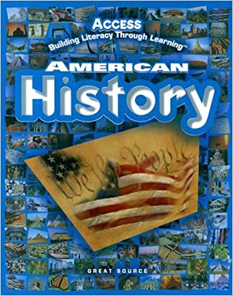 ACCESS American History: Student Edition Grades 5-12 2005 written by GREAT SOURCE