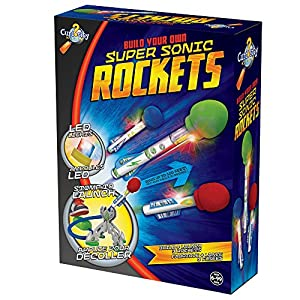 Curiosity Kits (R) Super Sonic Rockets Kit-Super Sonic Rockets