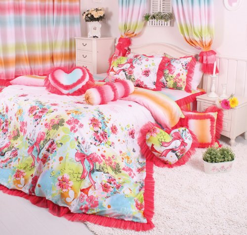 Chinese Bedding Sets 3870 front