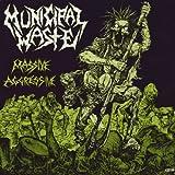 Massive Aggressive by Municipal Waste [Music CD]
