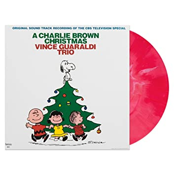 """Holiday Track: """"Christmastime is Here"""" (Celebrating """"A Charlie ..."""