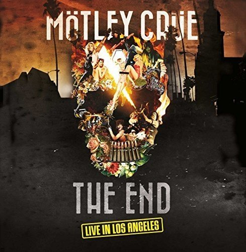 The End - Live In Los Angeles (DVD+2LP)
