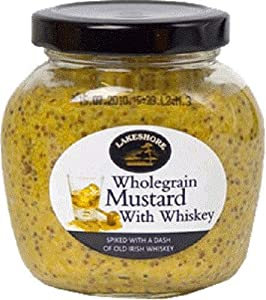 Lakeshore Whiskey Mustard 205g