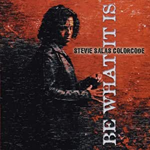 Stevie Salas Colorcode - Be What It Is by Imports - Amazon.com Music