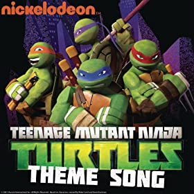Teenage Mutant Ninja Turtles Theme Song German
