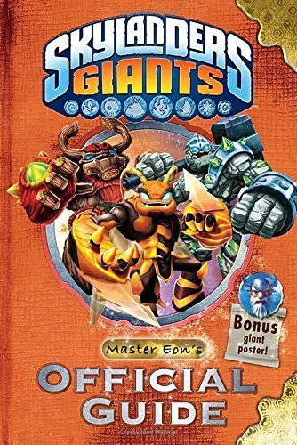 Skylanders Giants: Master Eon's Official Guide (Skylanders Universe) by Inc. Activision Publishing (2013-06-27)