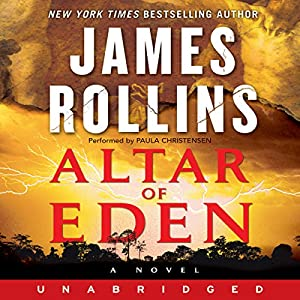 Altar of Eden Audiobook
