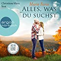 Alles, was du suchst (Lost in Love - Die Green-Mountain-Serie 1) Audiobook by Marie Force Narrated by Christiane Marx