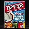 Tattler Reusable Regular Size Canning Lids