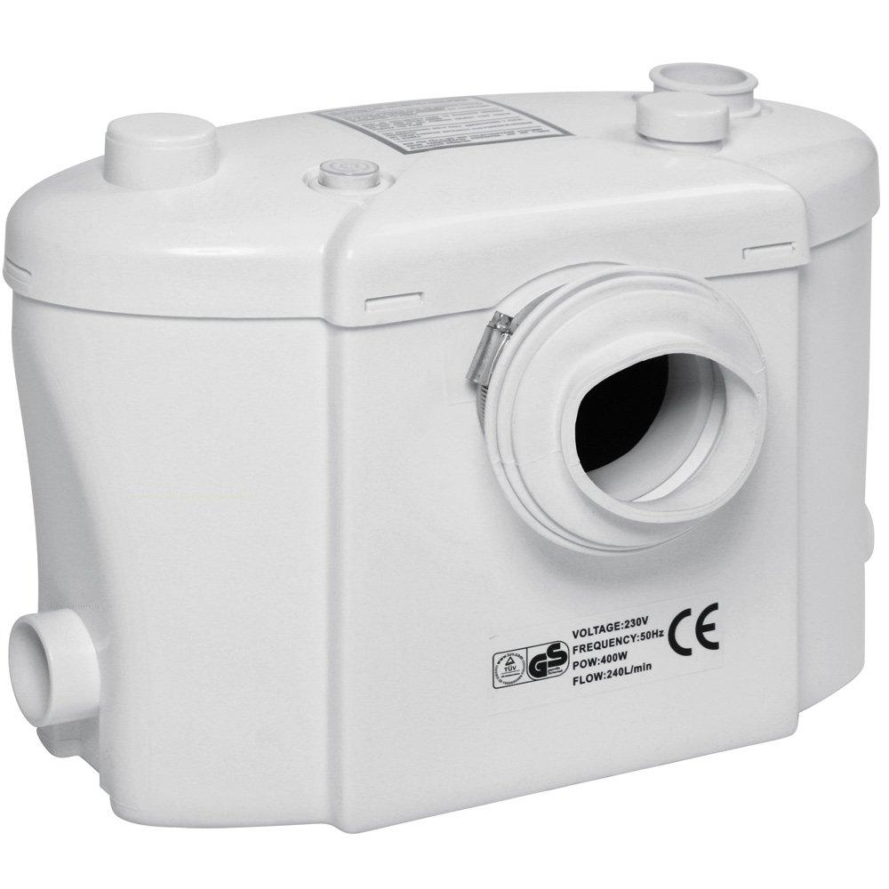 Kleinhebeanlage Wasserpumpe 400W Leistung TÜV Rheinland GS geprüft  GartenKundenbewertung und weitere Informationen