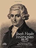 Symphonies 88-92 in Full Score [The Haydn Society Edition] (0486244458) by Joseph Haydn