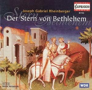 Rheinberger J.G.: Stern Von B