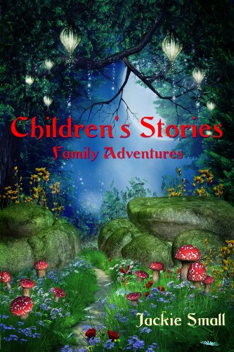 Children's Stories: Family Adventures cover