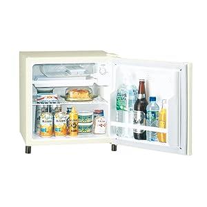 東芝 冷蔵庫 46L 1ドア ホワイト GR-C50A(W)