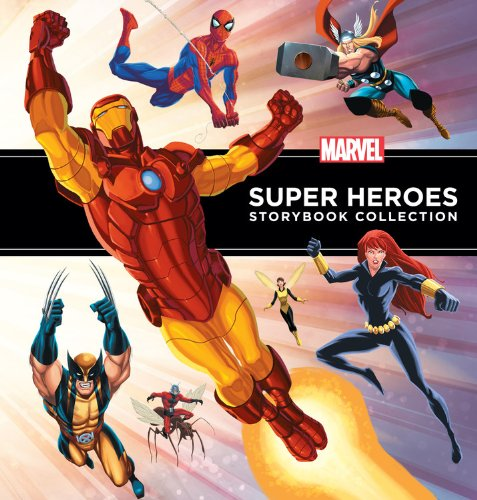 Marvel Heroes Books