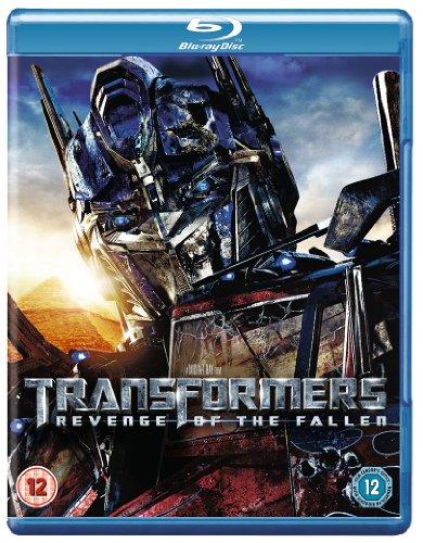 Transformers: Revenge of The Fallen [Blu-ray] [UK Import]
